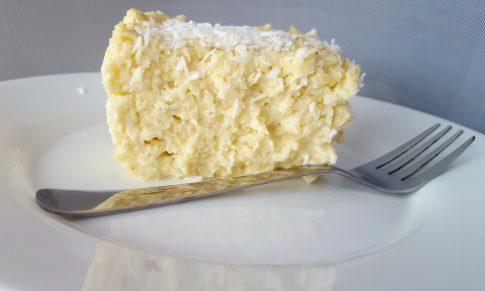 Ciasto kokosowe wegańskie