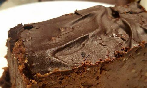 Ciasto z ciecierzycą