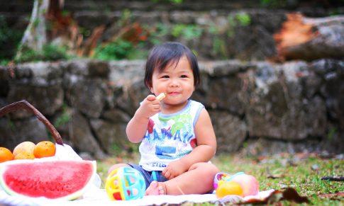 Dieta wegańska dla dzieci