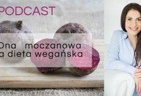 PODCAST – Dna moczanowa a dieta wegańska