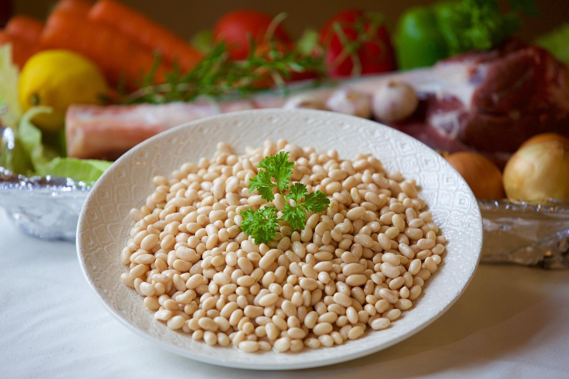 Cynk a dieta roślinna