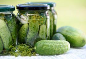 Kiszenie, marynowanie i zdrowe dżemy