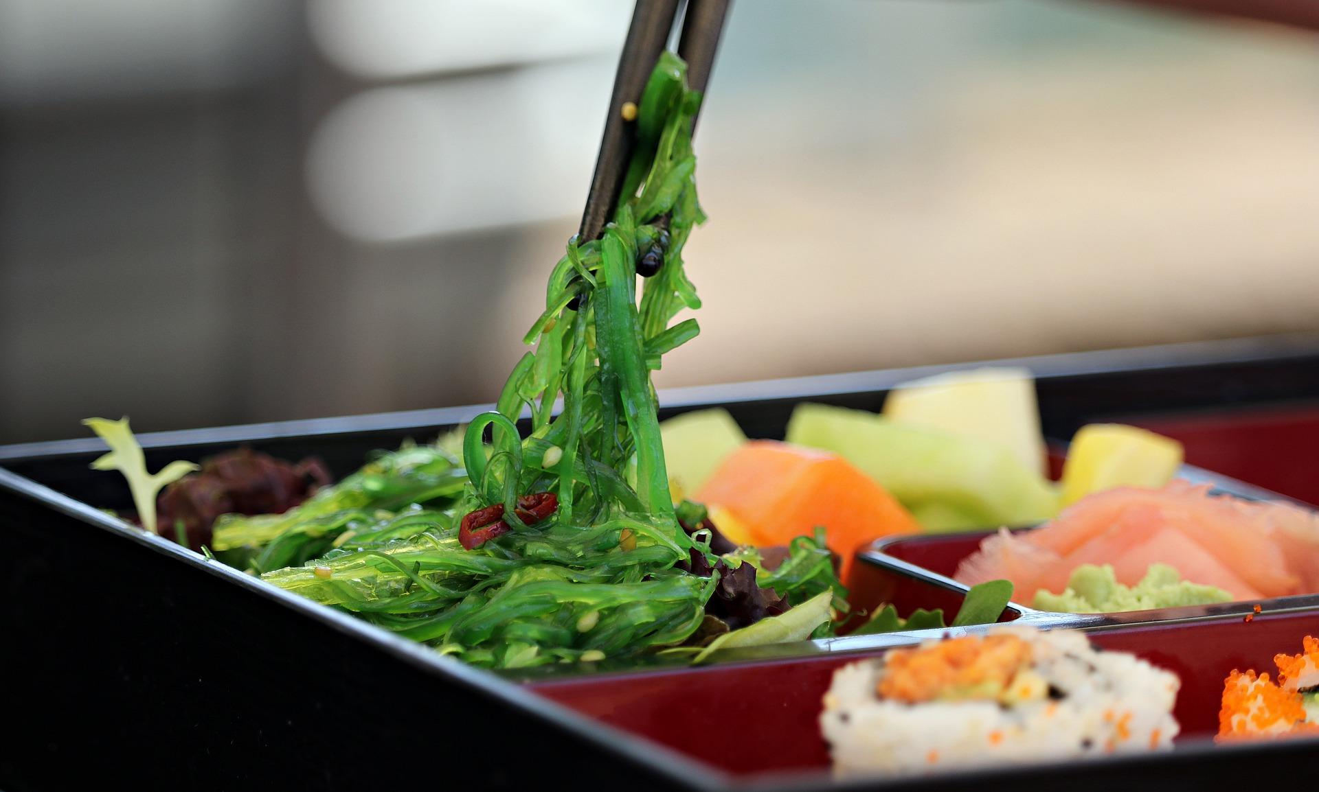 Algi kwasy omega-3