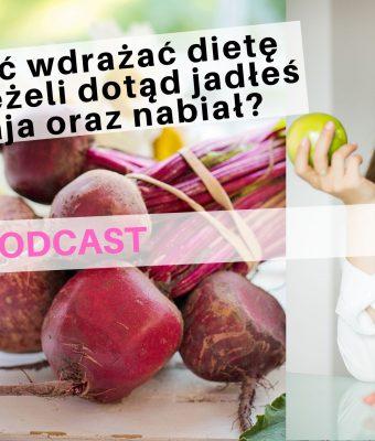Jak zacząć wdrażać dietę roślinną, jeżeli dotąd jadłeś mięso, jaja oraz nabiał?