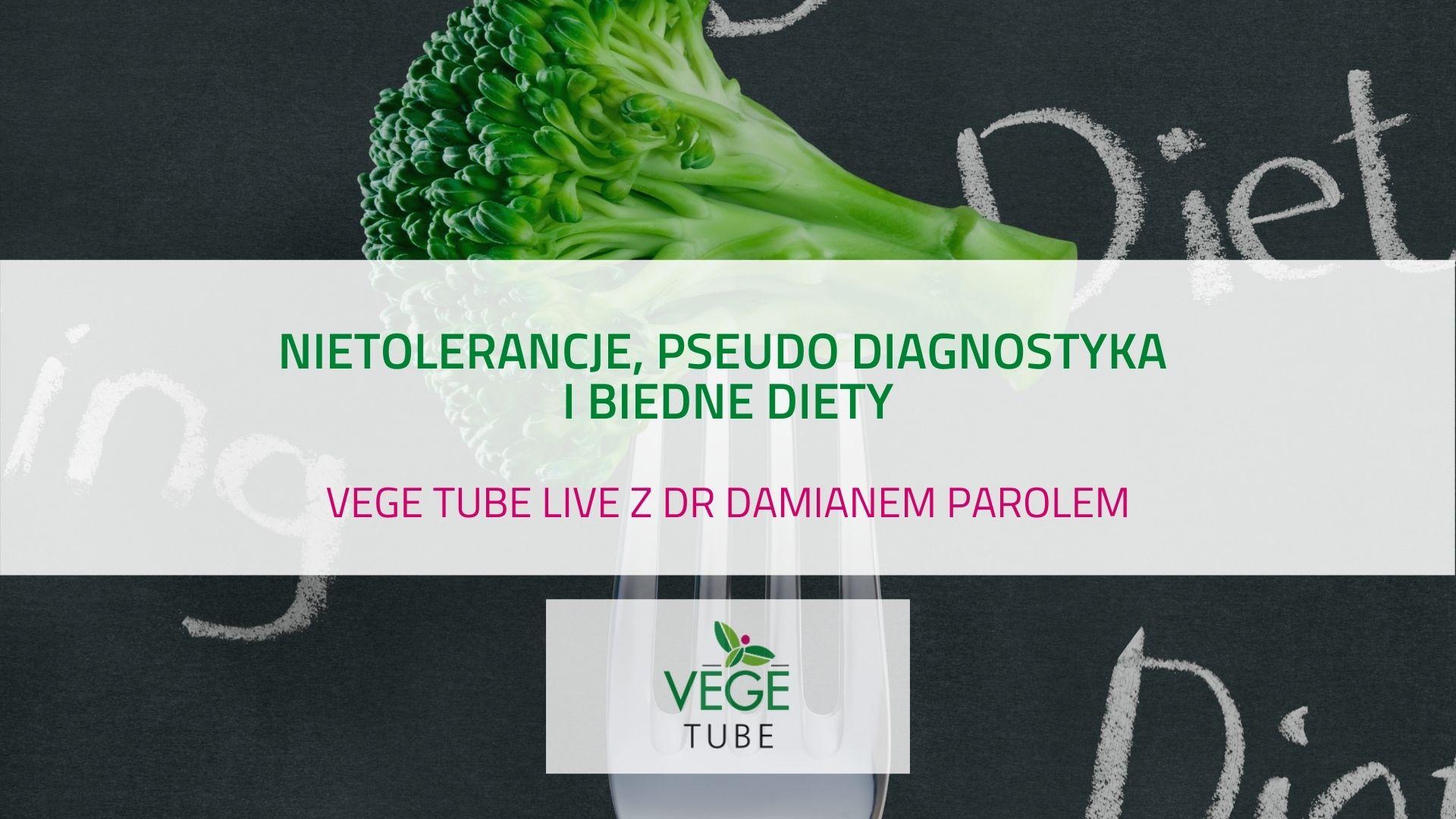 Nietolerancje, pseudo diagnostyka i biedne diety