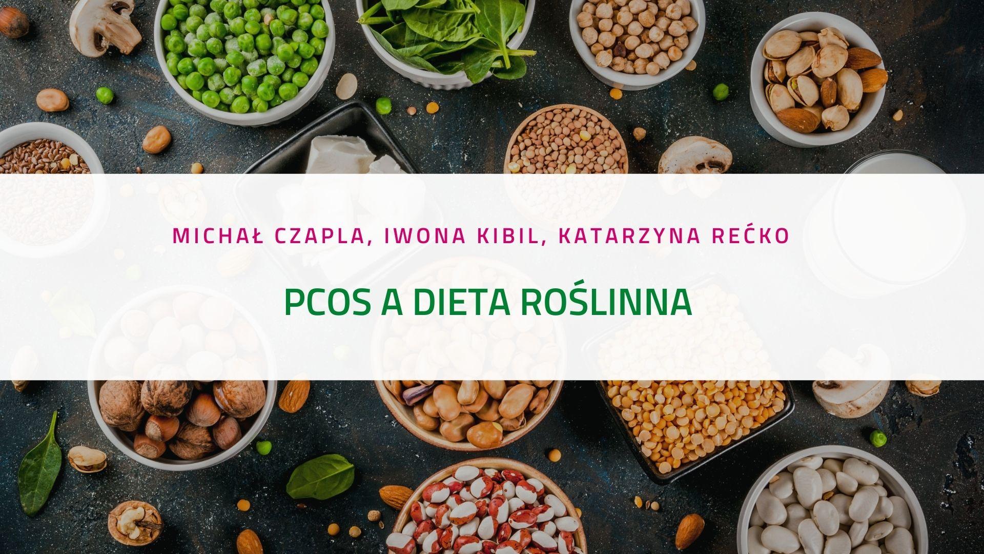 PCOS a dieta roślinna