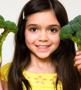 Nowe wyniki badań z udziałem dzieci na diecie roślinnej